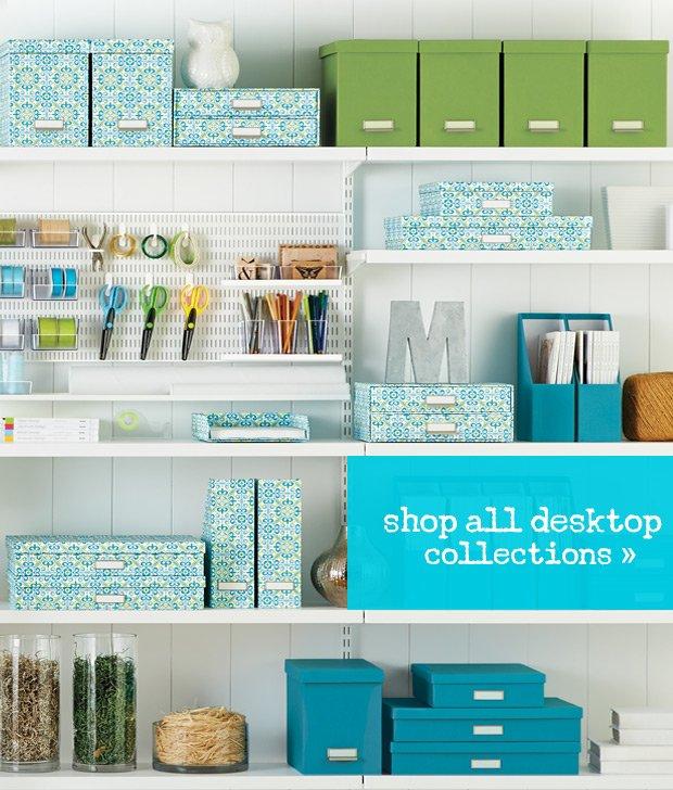 Shop all  desktop collections »