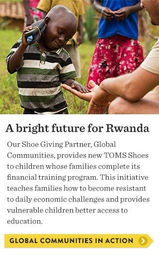 A bright future in Rwanda - Global Communities in action