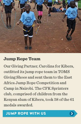 Jump rope with us