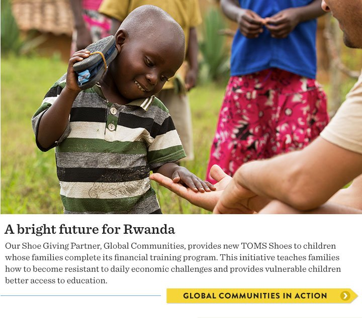 A bright future for Rwanda - Global Communities in action