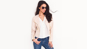 DOD Cropped Jackets at $39.99