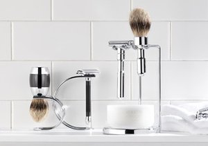 A Clean Shave: Razors & Shave Sets