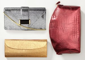 Arm Candy: Clutches & More