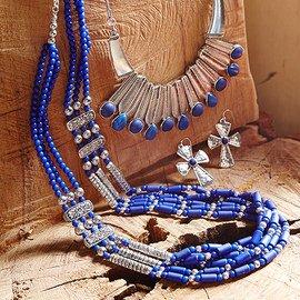 Lapis Blue: Women's Jewelry