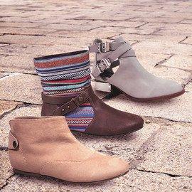Trend Spotlight: Spring Boots