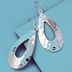 Silver Jewelry Deals: Earrings & Bracelets