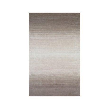 Ombre Rug // Taupe