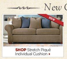 Stretch Pique Individual Cover