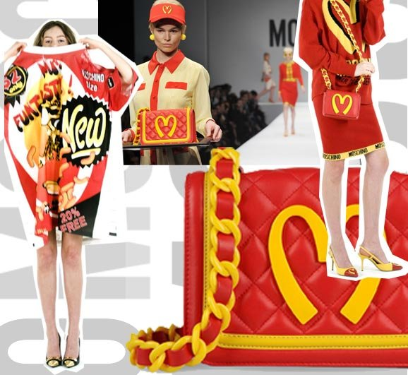 Moschino's FW 2014-15 Capsule Collection is now online