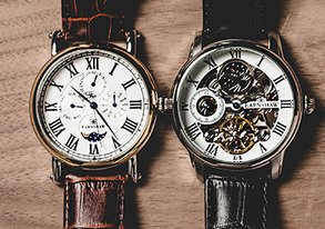Shop NEW Luxury Watches ft. Earnshaw