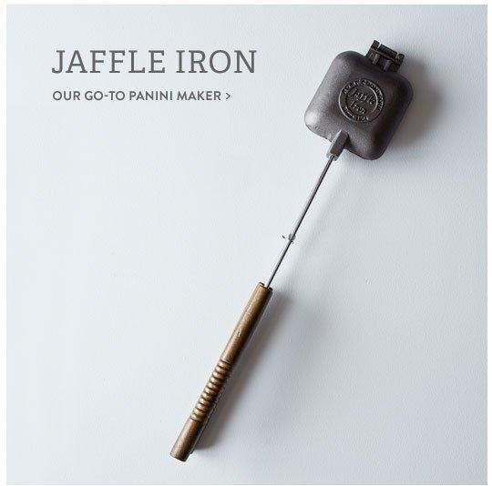 Jaffle Iron