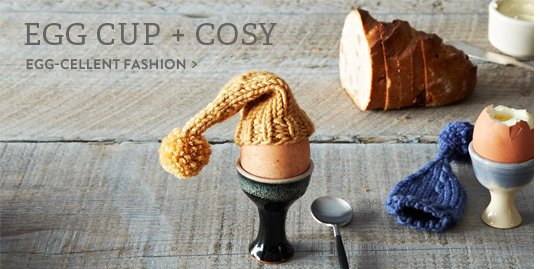Egg Cup + Cosy