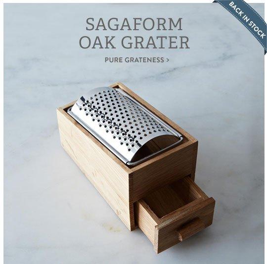 Oak Grater