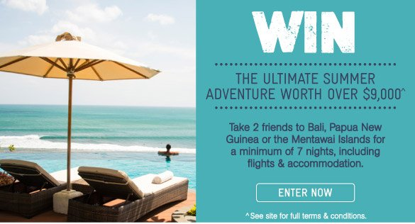 Enter The Ultimate Summer Adventure Now