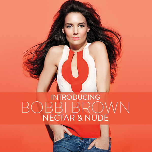 INTRODUCING - BOBBI BROWN - NECTAR & NUDE
