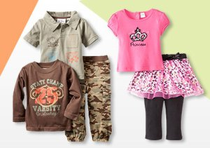 Play & Sleep: Casual Sets for Baby