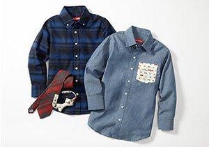 All Boys Club: Polos & Button-Ups