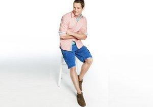 Vacation Ready: Polos, Shorts & More