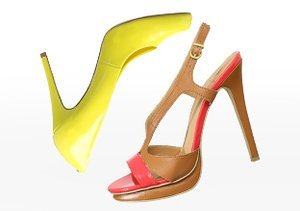 Shop by Height: High Heels