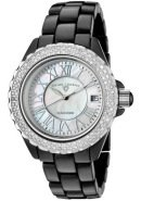 Women's Karamica Diamond White Mother of Pearl