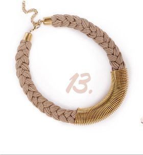 Spring Looks We Love: Necklace