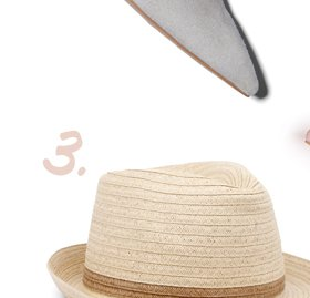 Spring Looks We Love: Hat