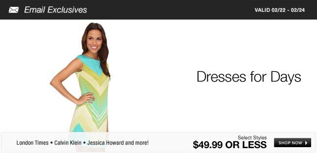 Dresses for Days