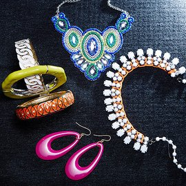 Brights & Whites: Accessories