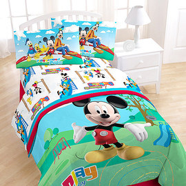 Get Some Sleep: Character Bedding