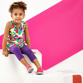 Girls Luv Pink & Teddy Boom