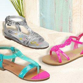SKYLER girl & JB Footwear