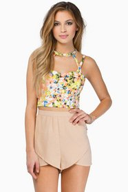 Carlita Crop Top 33