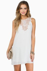 Carried Away Crochet Dress 35