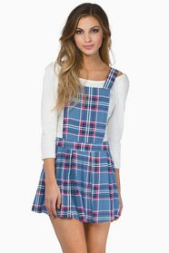 Oh My Darla Overall Dress 30