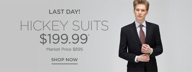 $199.99 Hickey Freeman Suits