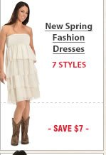 New Spring Fashion Dresses