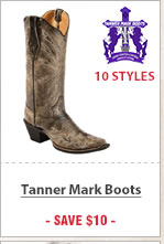 Tanner Mark Boots