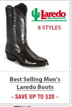 Best Selling Mens Laredo Boots