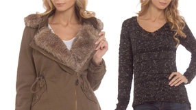 Last Chance for Jackets, Sweaters & Leggings
