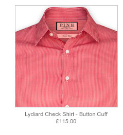 Lydiard Check Shirt - Button Cuff