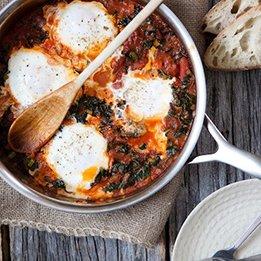 Eggs & Kale