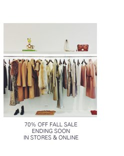 Marc Jacobs | Fall Sale