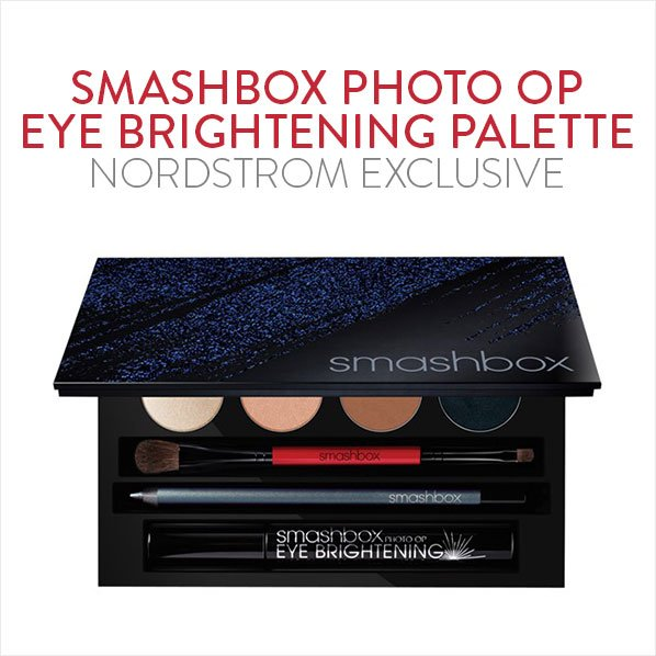 SMASHBOX PHOTO OP EYE BRIGHTENING PALETTE - NORDSTROM EXCLUSIVE