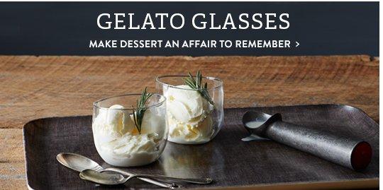 Gelato Glasses