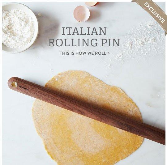 Italian Rolling Pin