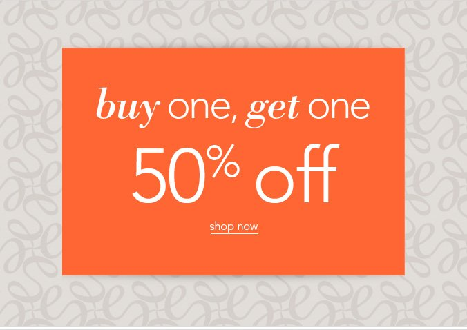 Click here to shop BOGO