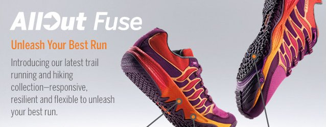 ALL OUT FUSE | UNLEASH YOUR BEST RUN