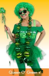 Queen O' Green