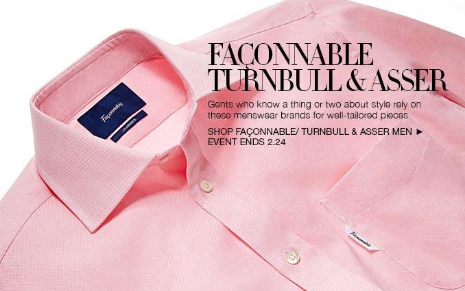 Shop Façonnable / Turnbull & Asser.