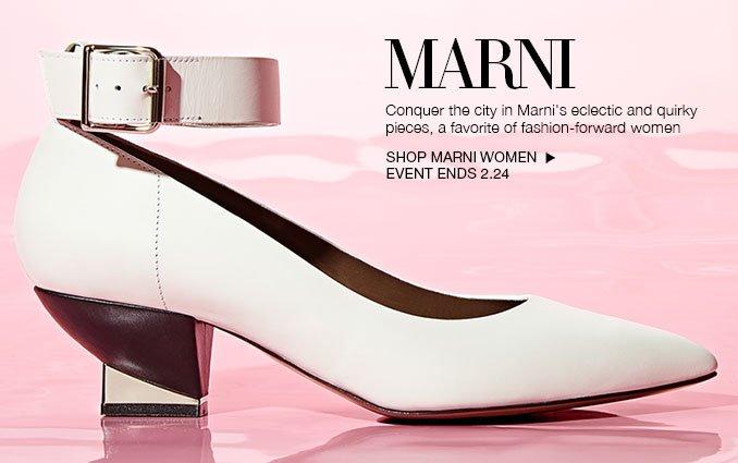 Shop Marni Shoes - Ladies.